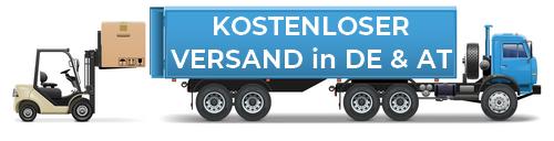 Kostenloser Versand in Deutschland und Österreich